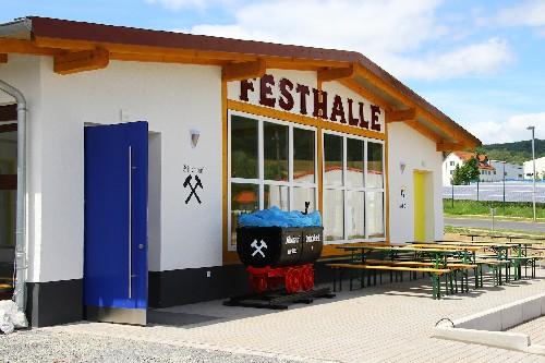 Festhalle Sollstedt